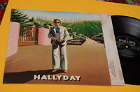 JOHNNY HALLYDAY LP HOLLYWOOD ORIG FRANCIA 1979 EX