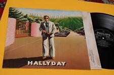 JOHNNY HALLYDAY LP HOLLYWOOD ORIG FRANCIA 1979 EX