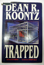 dean r koontz trapped ed gorman anthony bilau eclipse book  hardcover