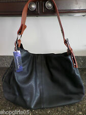 BEAUTIFUL DESIGNER INSPIRED BLACK  PURSE/HANDBAG