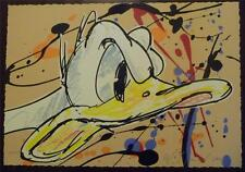 """""""THE DUCK HAS PLUCK (DONALD DUCK)"""" by David Willardson LE SERIGRAPH 12.4x18 MINT"""
