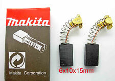 Carbon Brushes Makita HR2000 HR2010N JR3608 PLANER 1125 ROUTER 3606 3620   M4