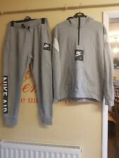 Nike Air Tracksuit Size M Top L Bottems