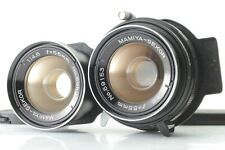 [Exc+++++] Mamiya Sekor 55mm f4.5 Wide Angle Lens TLR C330 C220 From Japan #1202