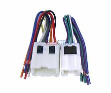 BHA7550 Aftermarket Radio Replacement Wire Harness for Nissan/Infiniti
