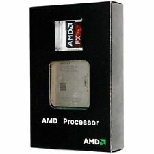 AMD fx-9590 Vishera BLACK Octo Core 4.7ghz am3+ 220w PROCESSORE CPU OEM