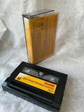 Kodak 8mm Head Cleaning Cassette Hc-1