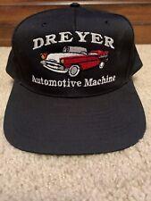 Dreyer Automotive Machine Snapback Hat Hot Rod Classic Cars