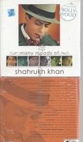 CD--SHAHRUKH KHAN -- --- MANY MOODS OF