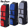 MACGREGOR VIP II X-LARGE PADDED WHEELED GOLF FLIGHT TRAVEL COVER - ALL COLOURS