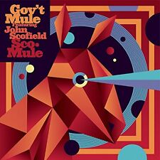 Govt Mule featuring John Scofield - ScoMule [2 CD]