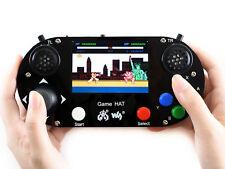 Waveshare Video Game HAT for Raspberry Pi A+/B+/2B/3B/3B+ 3.5inch IPS screen
