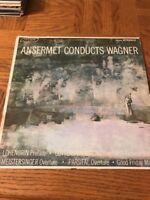 Ansermet Conducts Wagner Album