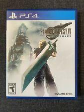 Final Fantasy Vii Remake (PlayStation 4, 2020)