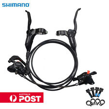 SHIMANO BR-BL-M315 Hydraulic Bicycle Bike Front & Rear Disc Brake Set