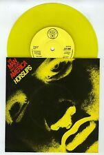 45 RPM SP HORSLEPS THE MAN WHO BUILT AMERICA (YELLOW VINYL)