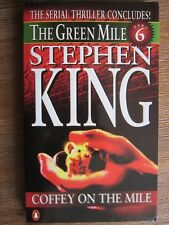 Stephen King- The Green Mile part 6 coffee on the mile