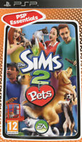 Essentials Le Sims 2 Pets sony Psp Electronic Arts