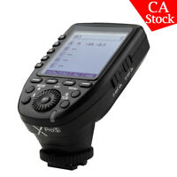 Godox Xpro-S 2.4G X TTL LCD Mi Hot Shoe Transmitter Trigger For Sony Camera