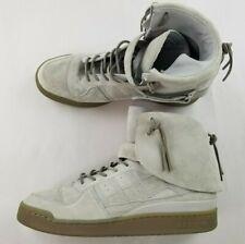 new ADIDAS Originals Forum High Moc men shoes ART B27682 grey sz 16 MSRP $180