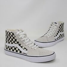 98ff27840a Vans Sk8-Hi Hi Top PRO ULRACUSH CHECKERBOARD SKATE Shoes Japan Rare 721454  Sz 11