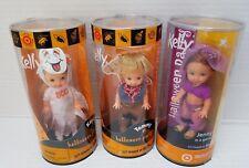 New Barbie Kelly Tommy Kayla Jenny Genie Boo Doll Baby Halloween Party Club LOT