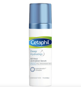 Cetaphil Deep Hydration Serum 1 oz