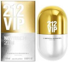 CAROLINA HERRERA 212 VIP NEW YORK PILLS FOR WOMEN 20ML EDP BRAND NEW & BOXED
