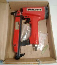 HILTI Finish Brad nailer FBN212A 120 psi Lightly Used