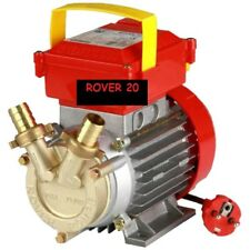 POMPA ELETTRICA TRAVASO ROVER 20 MOTORE 0,5HP, ELETTROPOMPA VINO GASOLIO ACQUA