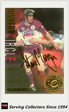 1995 Dynamic Rugby League Series 1 Winners Circle Card WC5:Steve Menzies