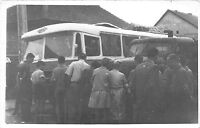 B26605 Bus Autobus Caransebes Romania Vrais Photo