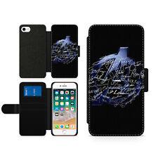 Marvel Avengers Character Signature Hard Wallet Flip Phone Case Cover