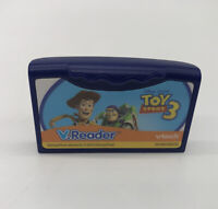 2010 Disney Pixar Toy Story 3 Vtech V.Reader Cartridge