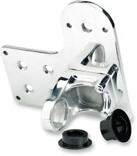 BILTWELL Solution License Plate and Tail Light Brackets Polished LB-SID-AL-PS