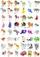 Walking Pet Balloon Animal Airwalker Balloon Helium Kids Fun Parties Toys
