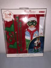 The Elf on the Shelf Elf Claus Couture Arctic Ski Set NEW Free Shipping