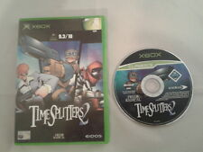 JUEGO MICROSOFT XBOX TIME SPLITTERS 2 PAL