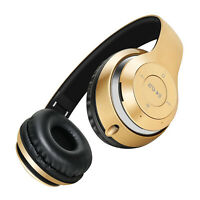 BT-09 Wireless Bluetooth Headphone Foldable Headset HIFI Super Bass Earphone Mic