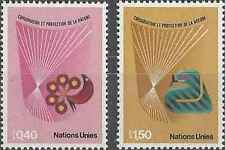 Timbres Nations Unies Genève 109/10 ** lot 21012