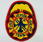 Jackson Fire Department Madison County Tennessee TN Patch (F6)