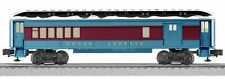 Brand New Lionel O Gauge Polar Express Combination Car w/ Snow on Roof # 6-84600