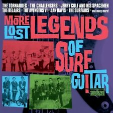 More Lost Legends of Surf Guitar by Various Artists Vinyl, Aug-2012, 2 LPs