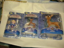 Memory Lane 2003 Rudolph, 2003 Hermey and 2002 Rudolph Deluxe Action Figure