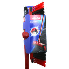 Vileda DuActiva Broom with Telescopic Handle