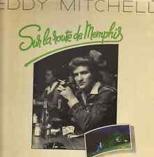CD EDDY MITCHELL 1998 SUR LA ROUTE DE MEMPHIS jaquette rééditée
