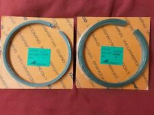 LYCOMING 74673 COMPRESSION RINGS NOS, QTY 12 ( TWO SETS OF SIX RINGS EACH )