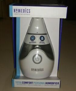 HoMedics® Day or Night Ultrasonic Humidifier Total Comfort Personal Silent Day