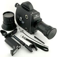 Krasnogorsk 3 ⭐ K-3 ⭐ 16mm Movie Camera ⭐ METEOR 5-1 1,9/17-69mm Lens ⭐ M42
