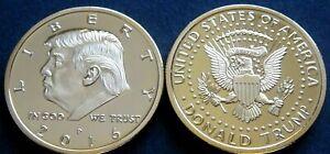 United States 2016 Donald Trump US Presidential (30mm.) Medallion!!